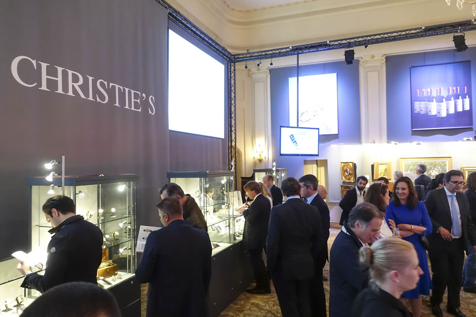 Christie's watch auction preview
