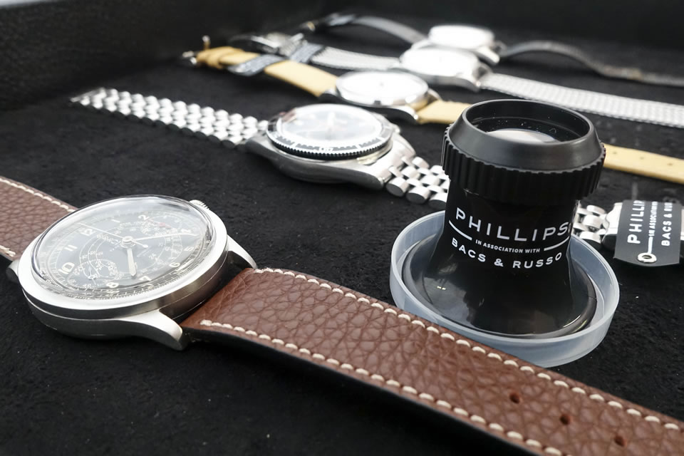 phillps auction preview assorted watches