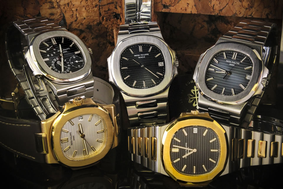 patek philippe nautilus watches