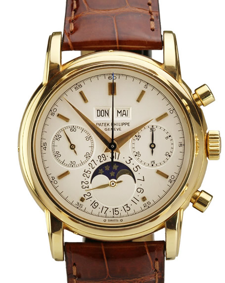 Patek Philippe reference 2499, Fourth Series