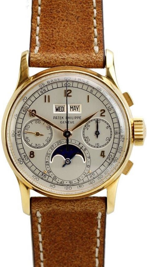 Patek Philippe, reference 1518