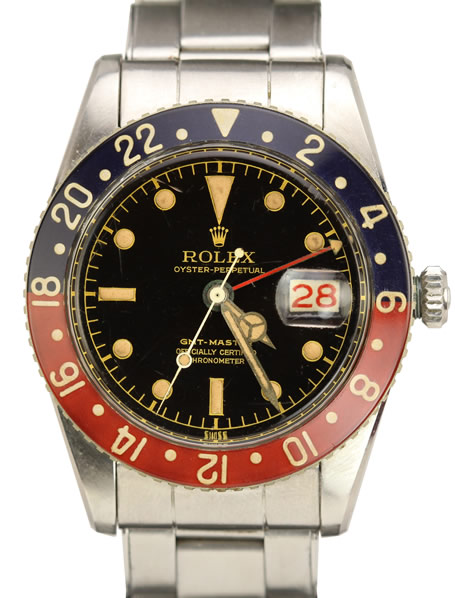 Rolex GMT Master reference 6542