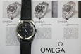 Omega Railmaster antimagnetic watch