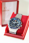 Omega Seamaster Chronograph Big Blue watch
