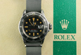 Rolex Red Submariner watch