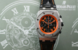 Audemars Offshore Volcano watch