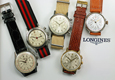 Vintage Longines chronographs