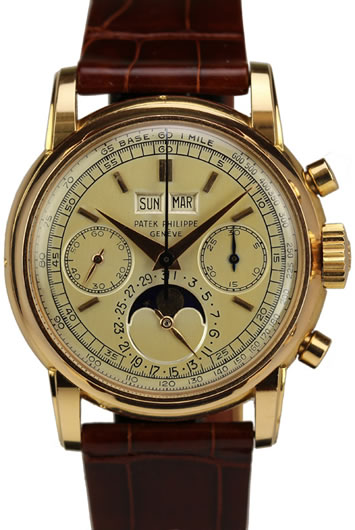 Patek Philippe reference 2499