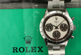 Rolex Paul Newman Cosmograph Tropical watch