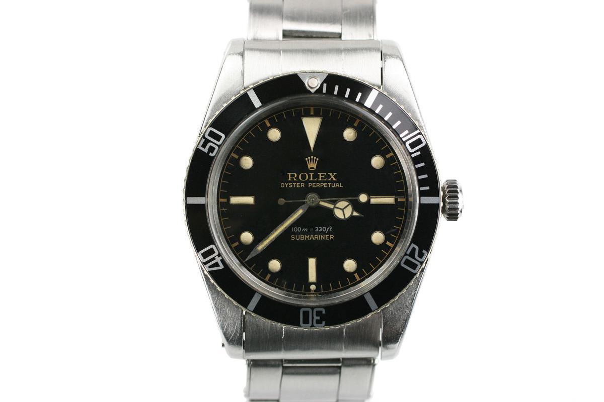 1958 rolex james bond submariner watch for sale mens vintage time only. Black Bedroom Furniture Sets. Home Design Ideas