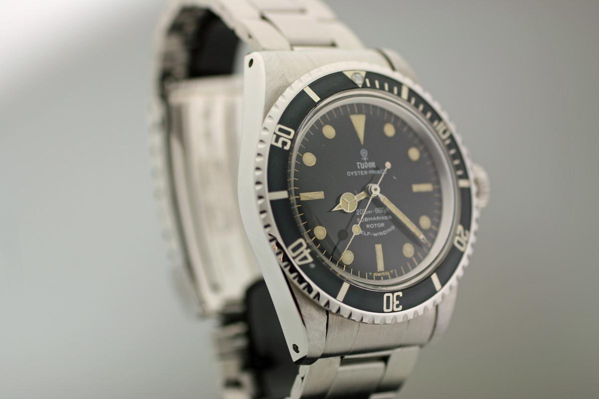 1960 Tudor Oyster Prince Submariner Watch For Sale Mens