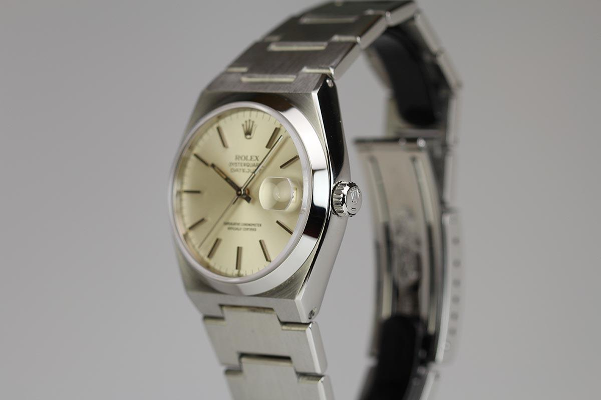 b83155b26c046 1978 Rolex Oyster Quartz Ref 17000 Watch For Sale - Mens Vintage ...