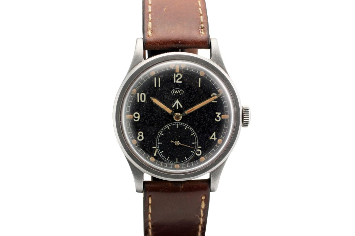 1940 IWC Mark X Military Watch For Sale Mens Vintage
