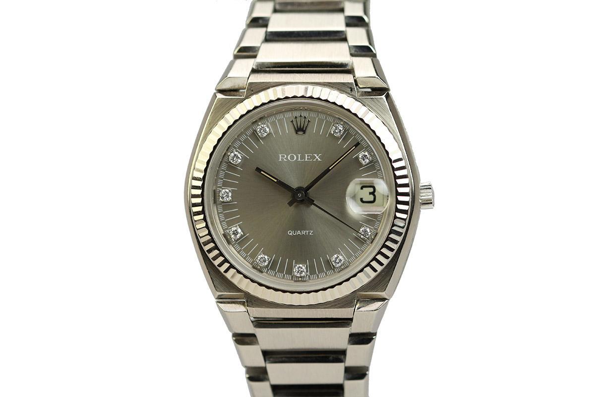 e705a4d8cae44 1970 Rolex Oyster Quartz Beta-21 Watch For Sale - Mens Collectible ...