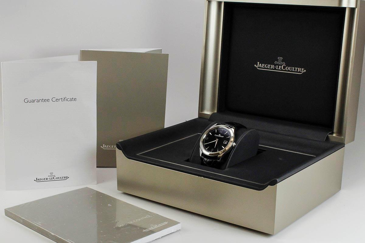 Finest 2000 Jaeger-LeCoultre Master Control Watch For Sale - Mens Modern  QH94
