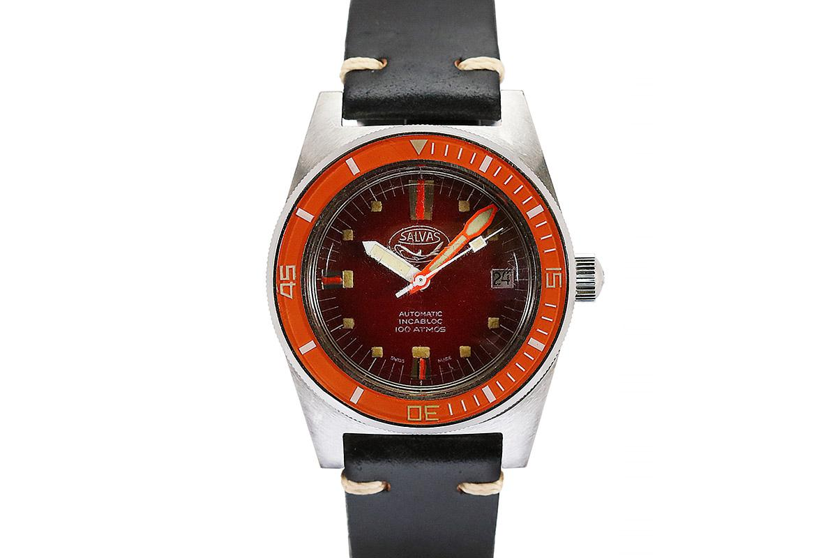 1970 Salvas Substar Watch For Sale