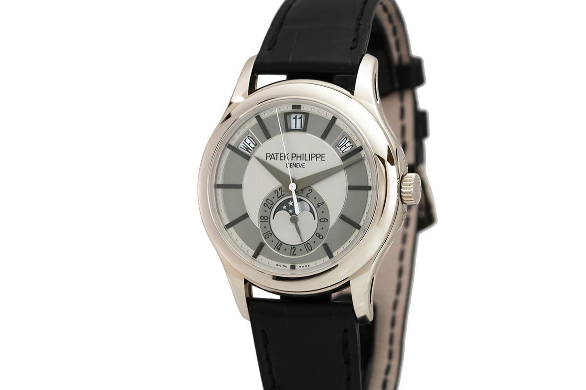 2010 Patek Philippe Annual Calendar Ref 5205g Watch For Sale Mens