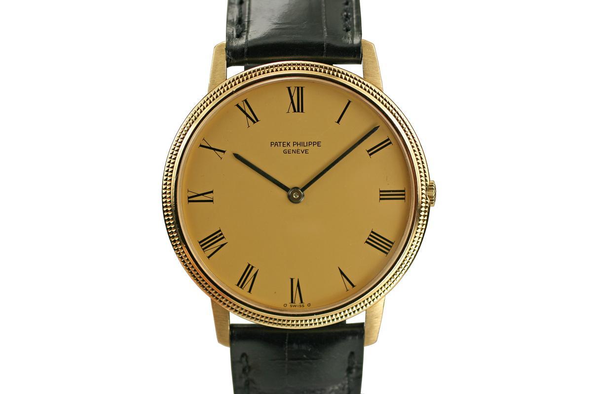 1979 patek philippe ref 3758 watch for sale mens vintage time only for Patek phillipe watch