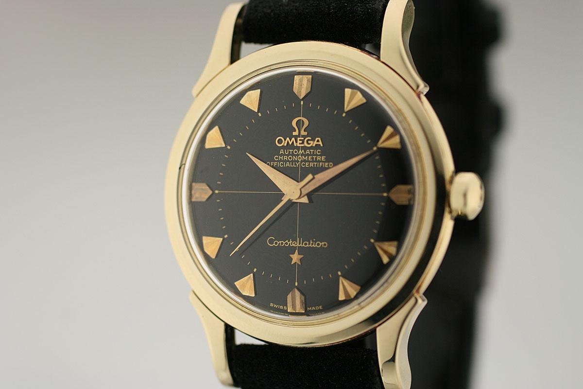 Hublot Watch Price >> 1960 Omega Constellation Chronometer Watch For Sale - Mens ...