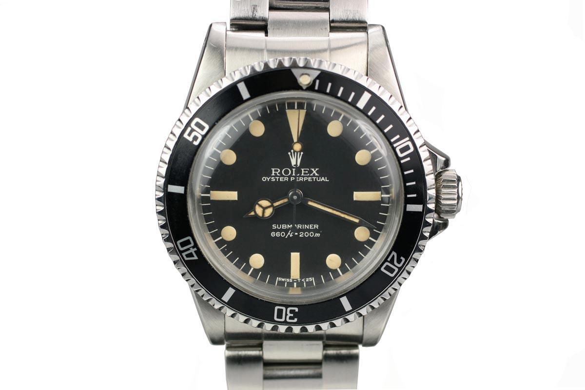 1979 Rolex Submariner Ref 5513 Watch For Sale - Mens ...