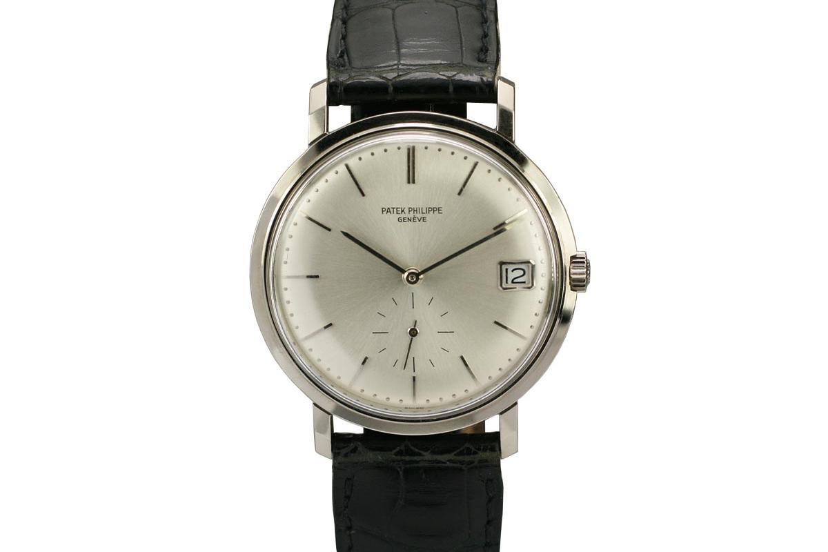 Hublot Watch Price >> 1960 Patek Philippe Ref 3445 Watch For Sale - Mens Vintage