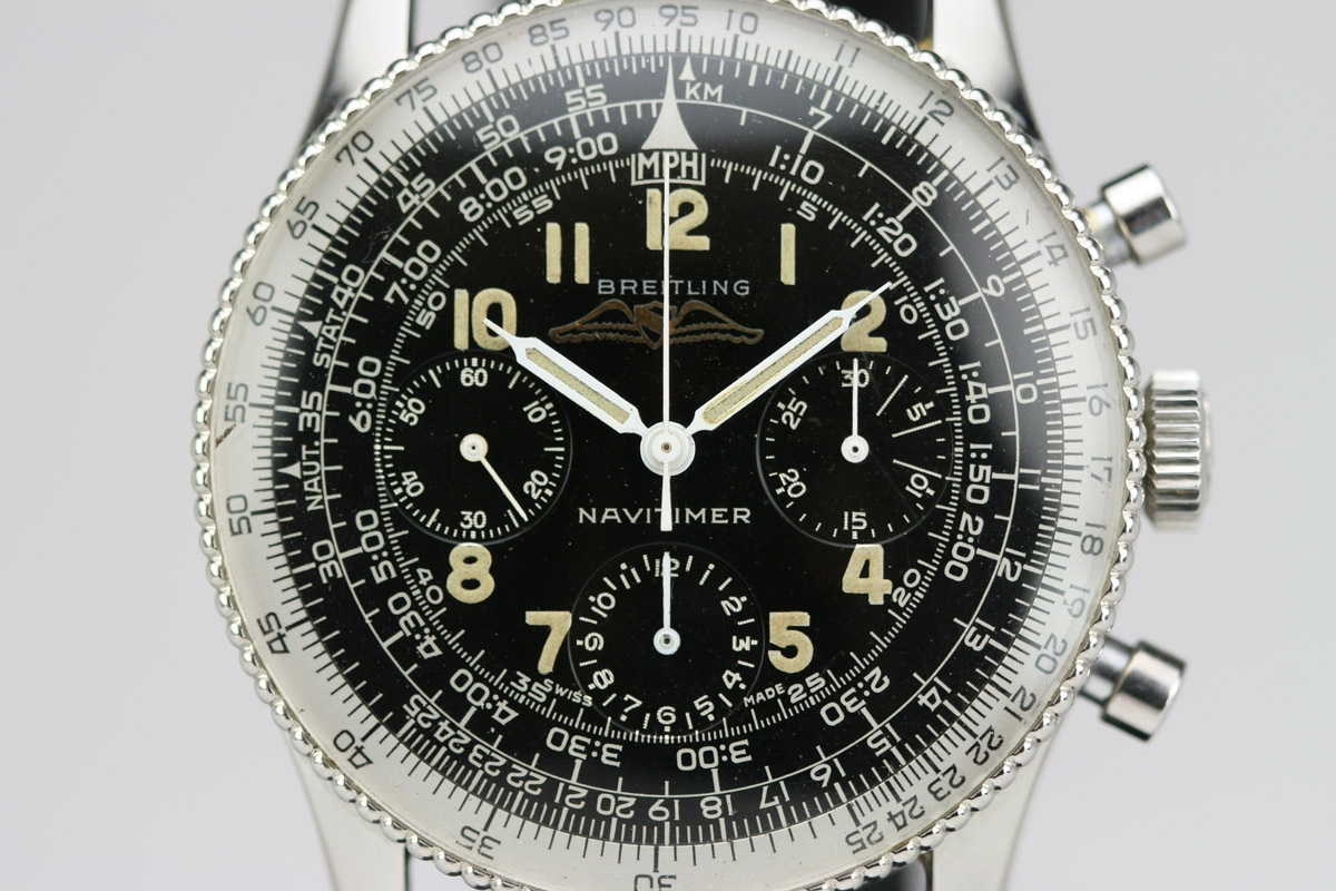 1950 breitling navitimer ref 806 watch for sale mens