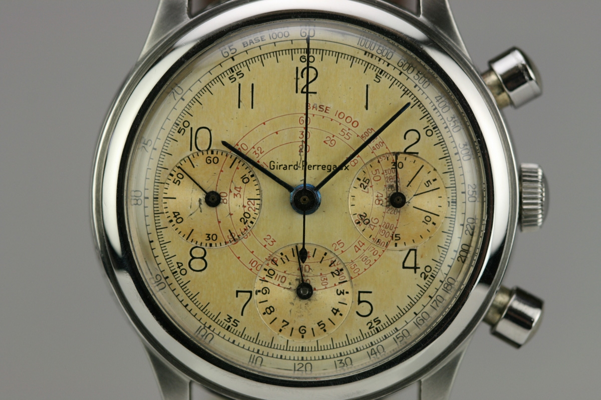 Vintage Girard Perregaux Watches
