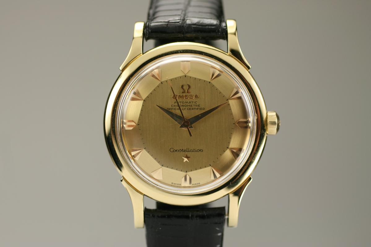 Vintage Watches For Sale >> 1960 Omega Constellation circa 1960s Watch For Sale - Mens ...