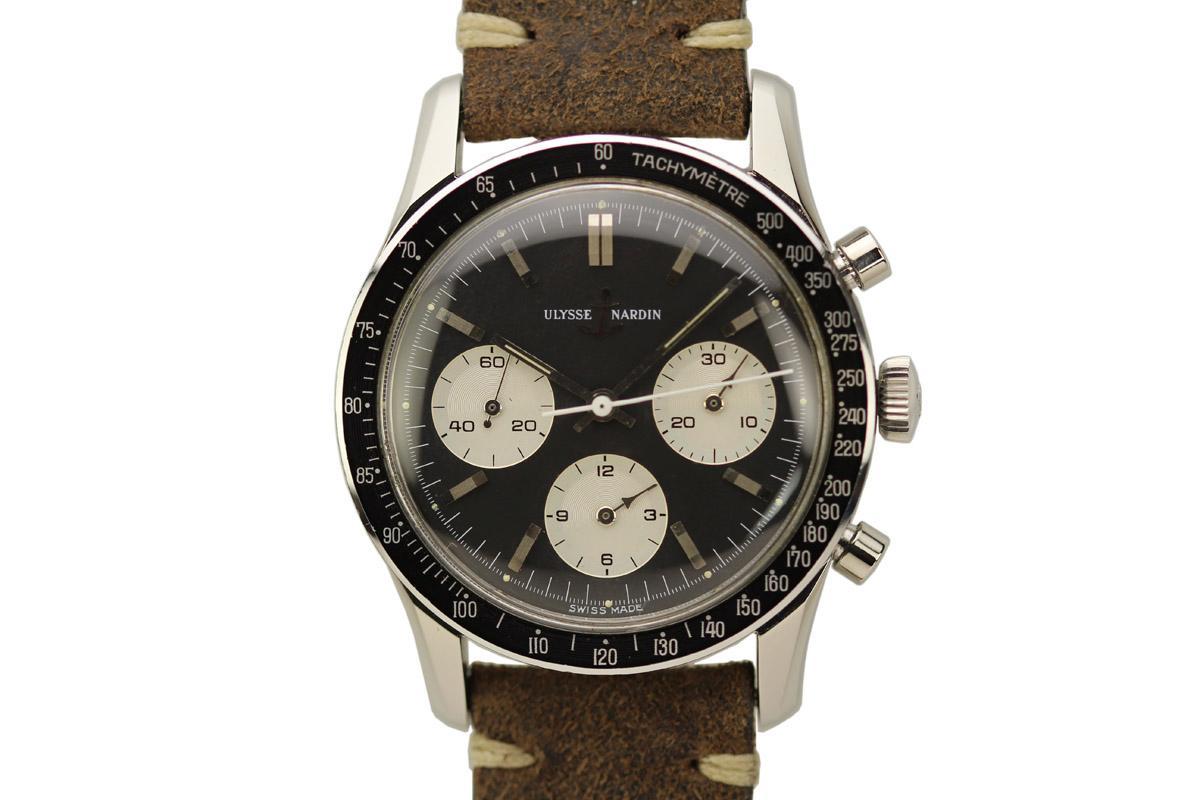 1960 ulysse nardin chronograph for sale mens