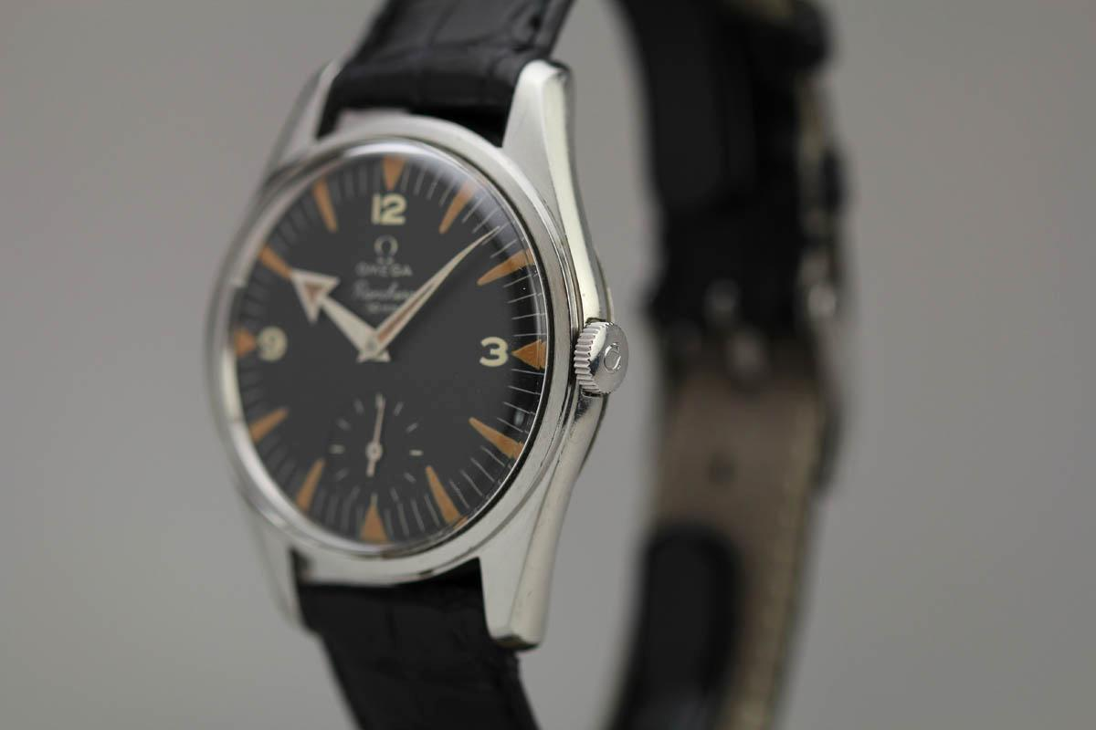 1950 Omega Ranchero Watch For Sale Mens Vintage Time Only