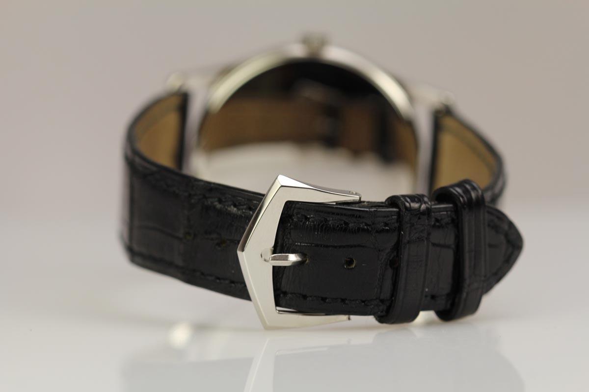 2000 Patek Philippe Calatrava Ref 5196p Watch For Sale Mens Modern