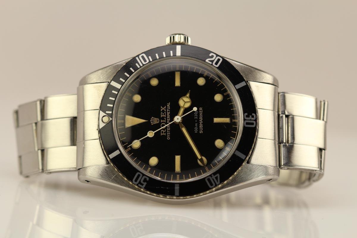 1958 rolex james bond submariner ref 5508 watch for sale mens vintage time only. Black Bedroom Furniture Sets. Home Design Ideas