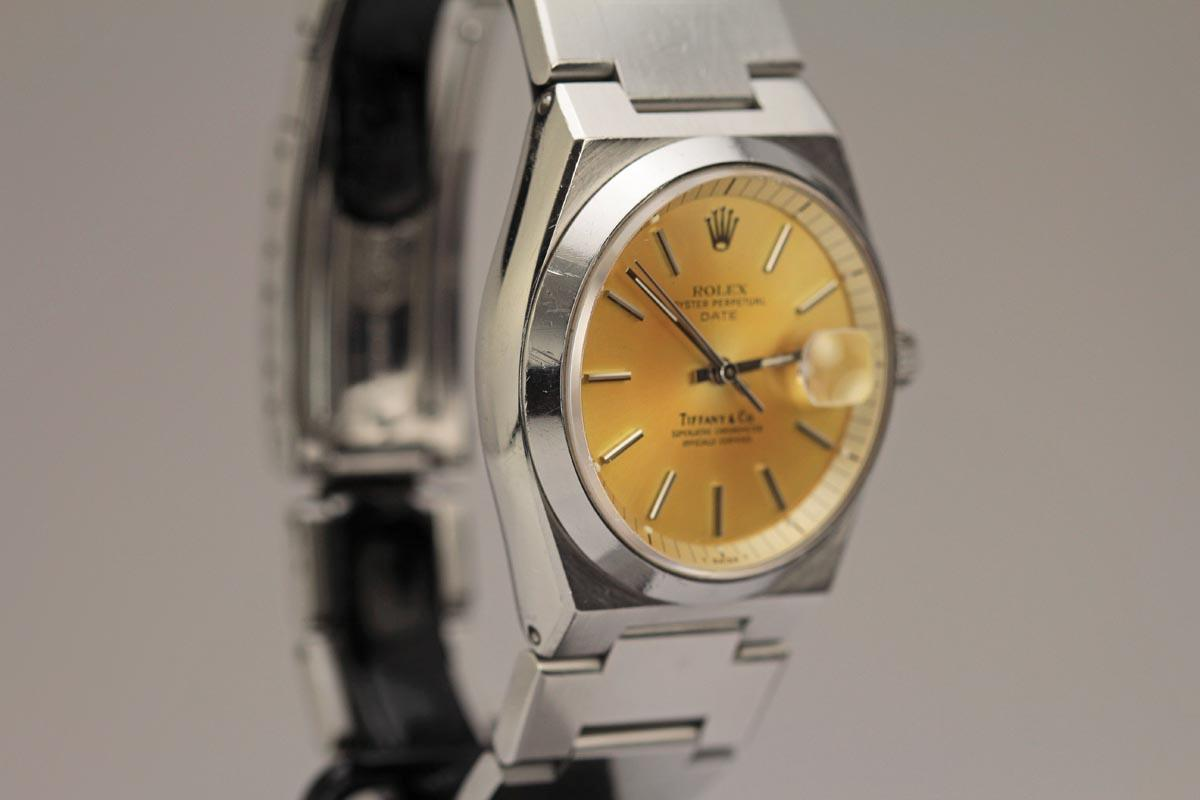 1977 Rolex Ref 1530 Retailed By Tiffany Co Watch For Sale Mens