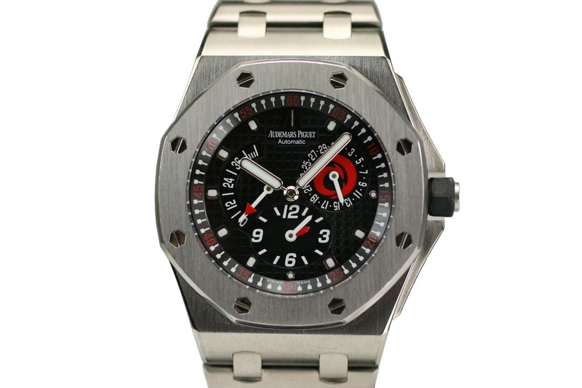 2000 Audemars Piguet Offshore Alinghi Watch For Sale Mens Modern Chronograph