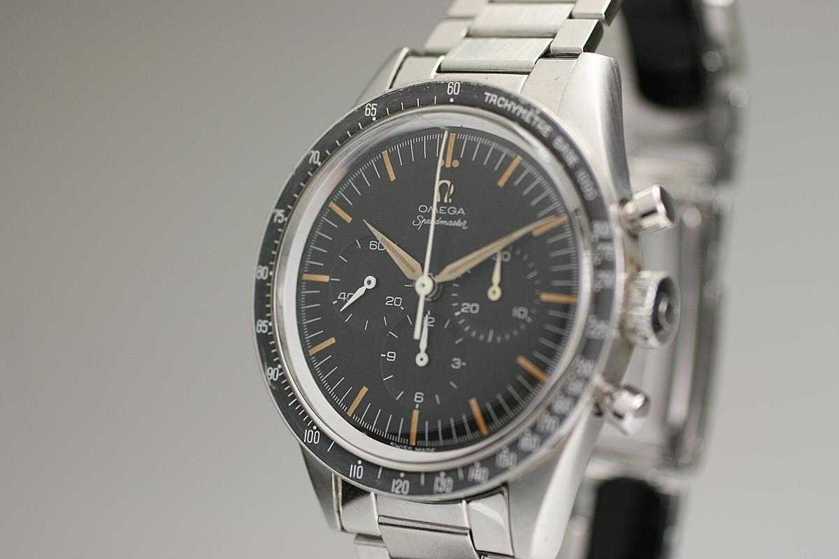 1959 Omega Speedmaster Chronograph Watch For Sale Mens