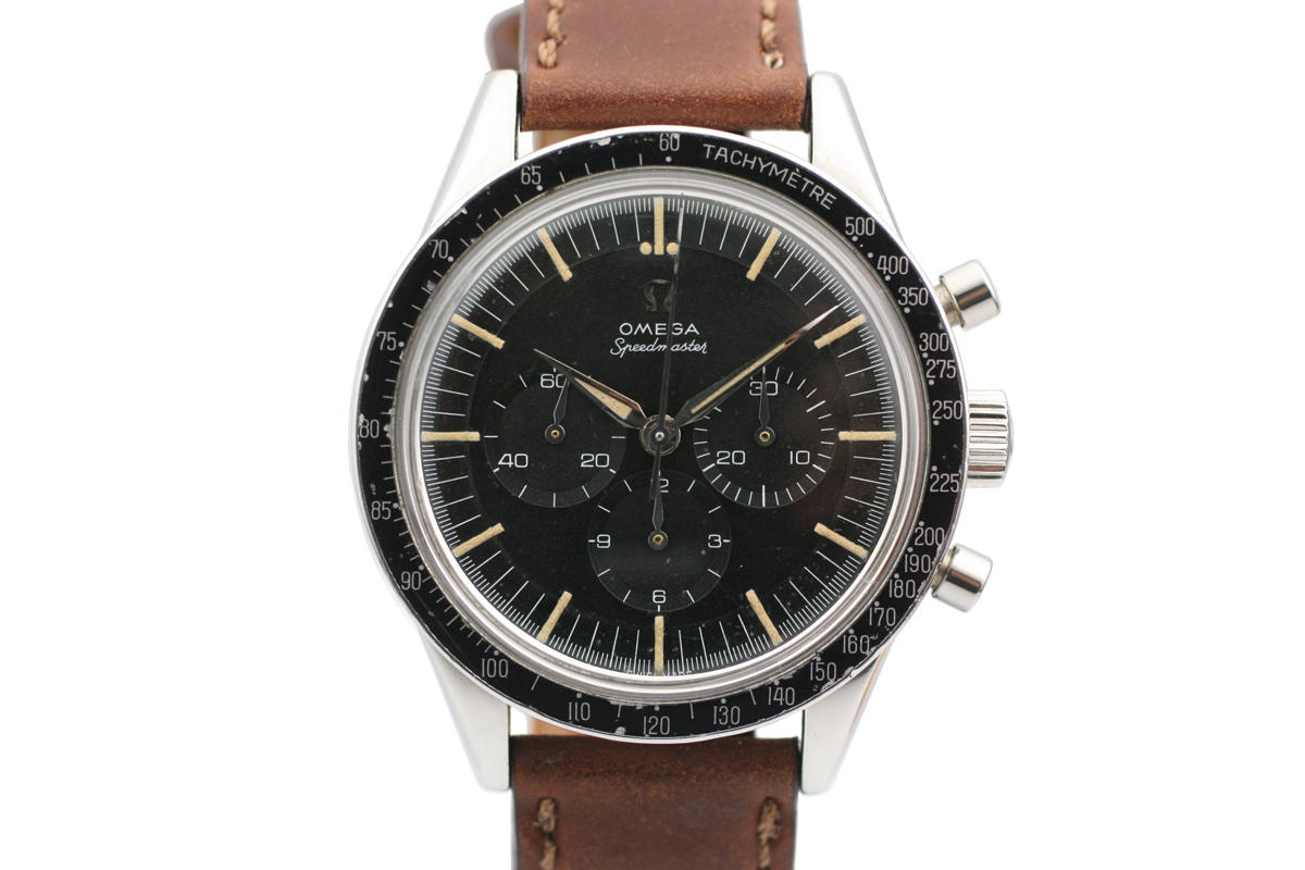 1960 Omega Speedmaster Chronograph Watch For Sale  Mens Vintage