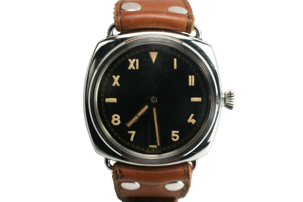1940 Vintage Panerai 3646 California Dial Watch For Sale ...
