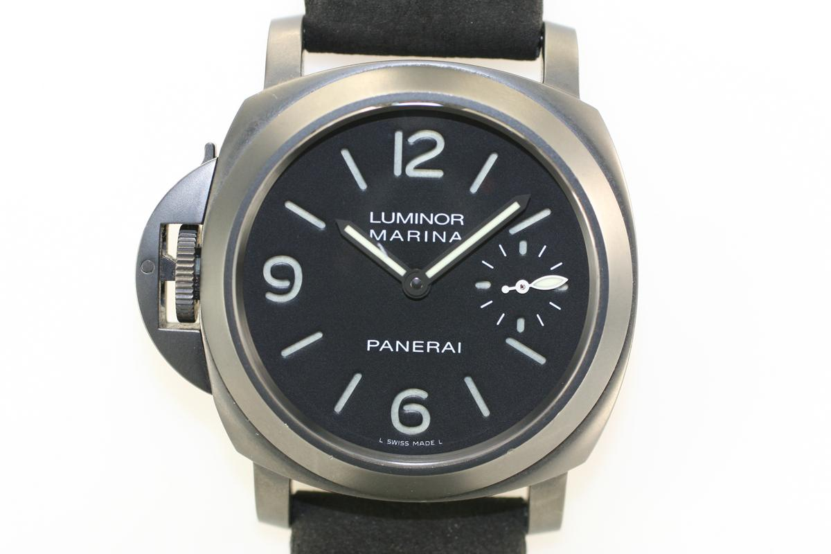 2000 Panerai Luminor Marina Left Handed Pam 26 Watch For