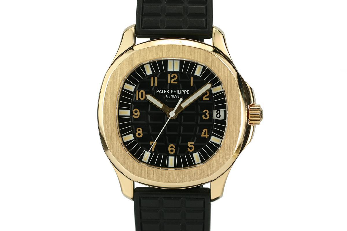 2000 Patek Philippe Jumbo Aquanaut Ref 5065 J Watch For