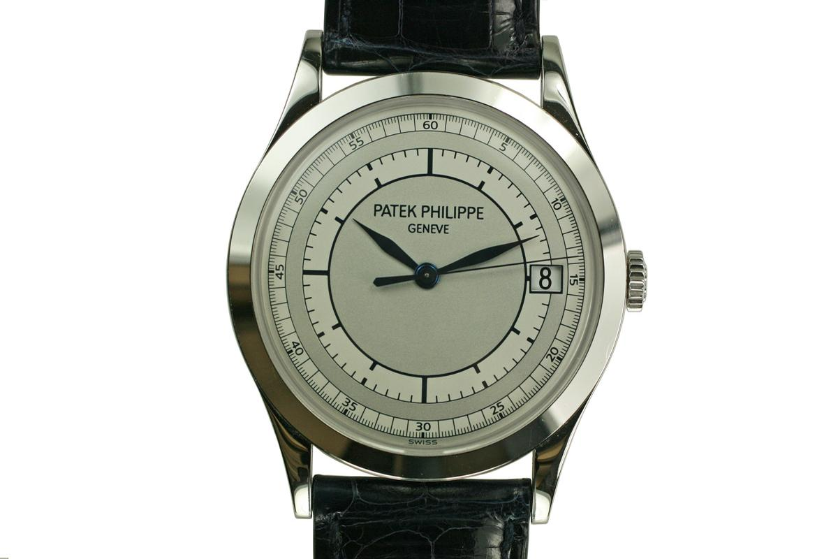 2006 Patek Philippe Calatrava Ref 5296G Watch For Sale  Mens Modern