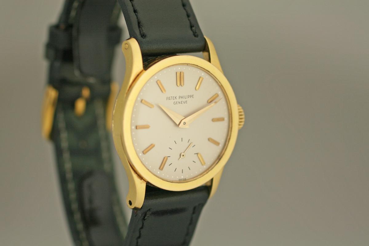 6e74e77b948a 1950 Patek Philippe Calatrava Ref 96 Watch For Sale - Mens Vintage ...