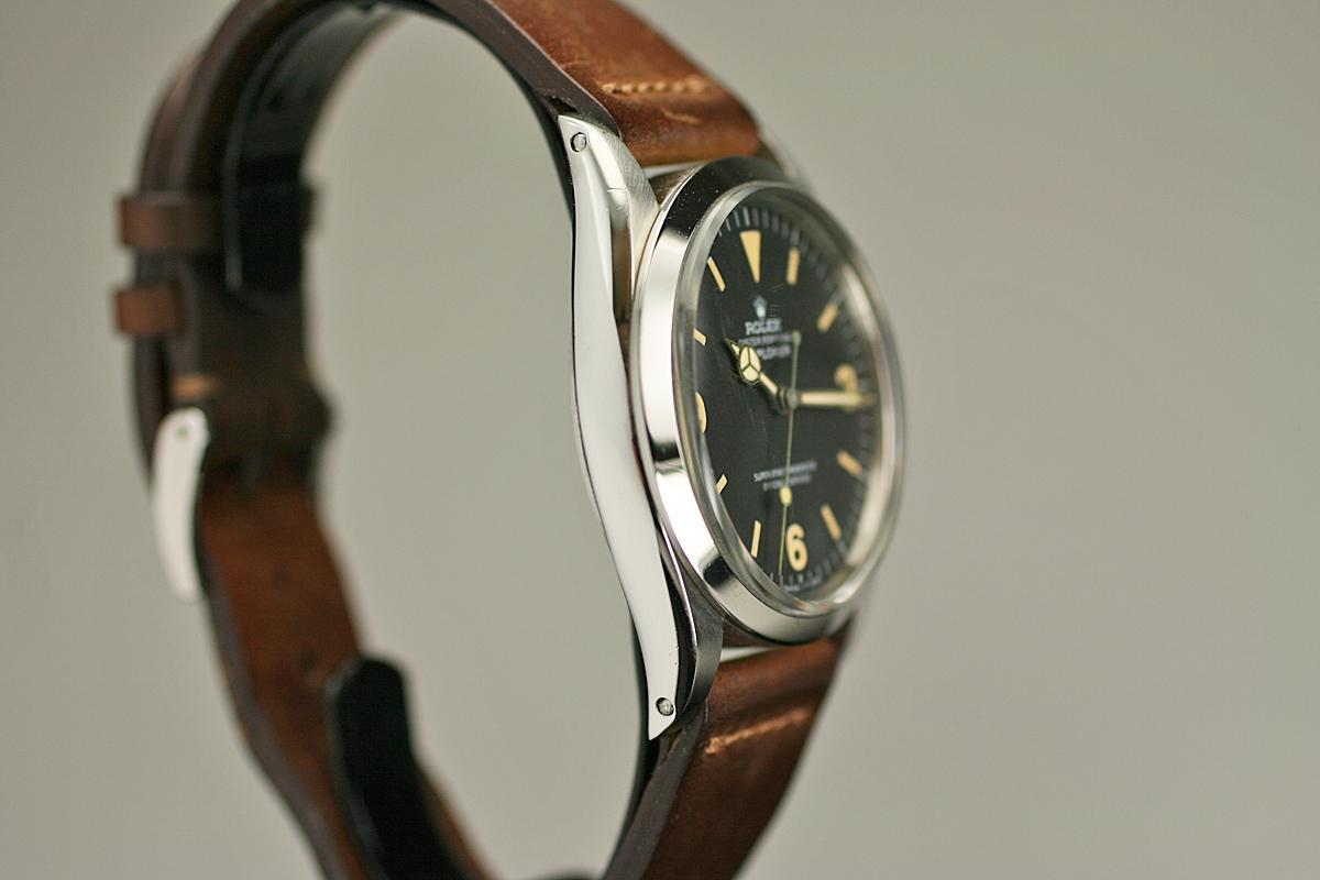 1966 Rolex Explorer Ref 1016 Watch For Sale Mens Vintage