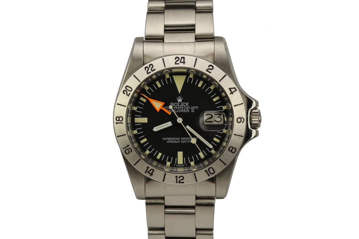 1970 rolex explorer ii steve mcqueen ref 1655 watch for sale mens vintage date time only for Mcqueen watches