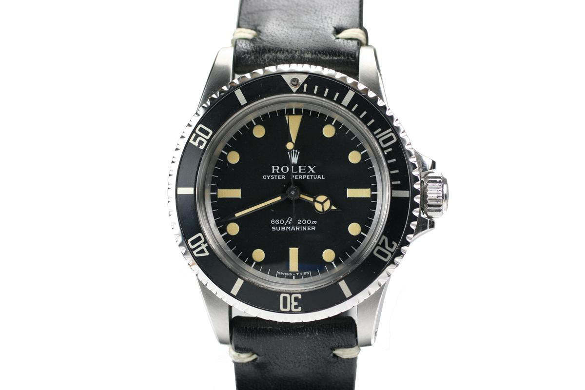 Vintage Watches For Sale >> 1974 Rolex Submariner Ref 5513 Watch For Sale - Mens Vintage Time only