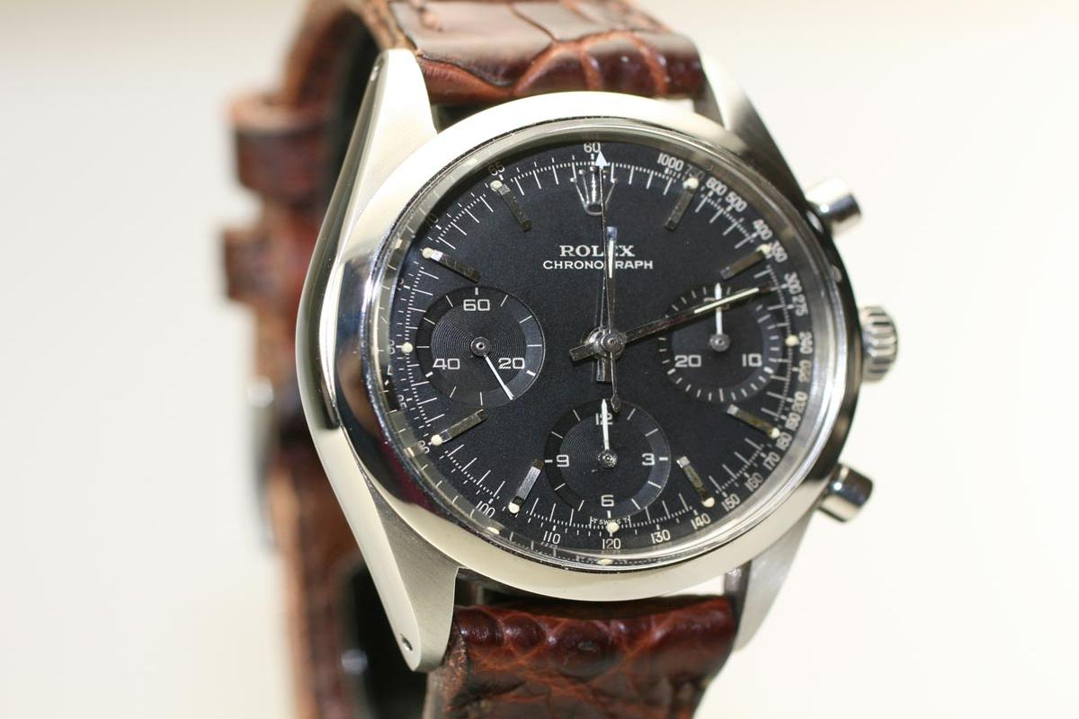 1965 Rolex Chronograph Ref 6238 Watch For Sale Mens Vintage Chronograph